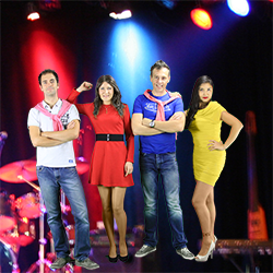 Cover band for your wedding, party and corporate